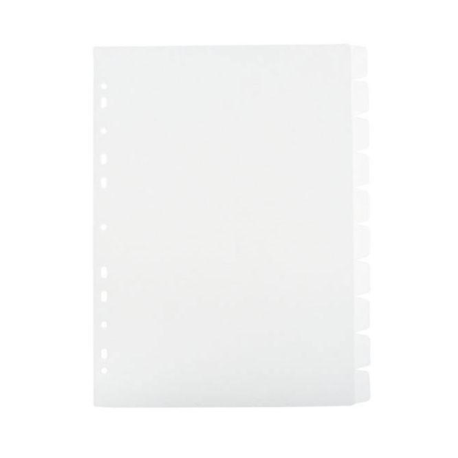 Divisórias Plásticas 10 unid - Furação Universal
