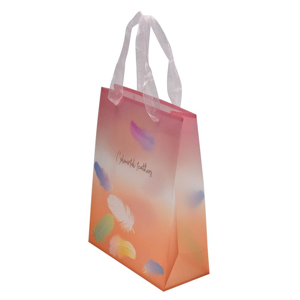 Sacola Plástica para Presente (Embalagem M 19 x 25 x 8,5 cm) DAC Sonhos - 3363
