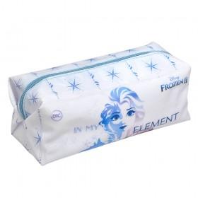 Estojo Escolar DAC em PVC Cristal Grande Frozen 2 - 2922