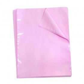 Embalagem Plástica 24 cm x 33 cm Rosa DAC Breeze - 50 unidades - 5082-50