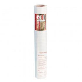 Adesivo Plástico Transparente PP 45 cm x 10 mt