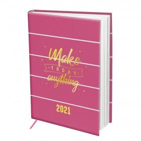 Agenda Mini DAC 2021 Pink - 3080