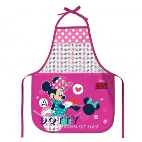 Avental Infantil Minnie
