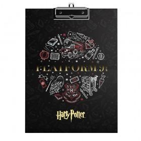 Calendário Planner Permanente na Prancheta Harry Potter - 3111