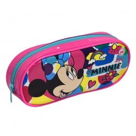 Estojo Escolar DAC em PVC Minnie - 2840