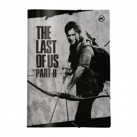 Pasta Aba Elástica Ofício Sem Lombo The Last of Us II - 3343