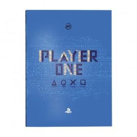 Pasta Catálogo Ofício com Lombo Ajustável PlayStation + 10 Envelopes - 3268