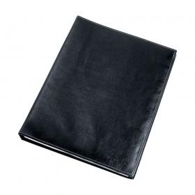 Pasta Catálogo Ofício DAC Classic Preta com 50 Envelopes Grossos