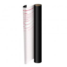 Rolo de Plástico Adesivo Preto DAC 45 cm x 10 mt - 1702PR