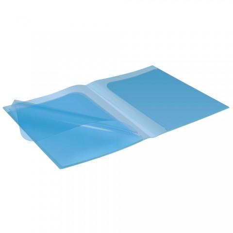 Pasta com 10 Divisões A4 DAC Soft Azul