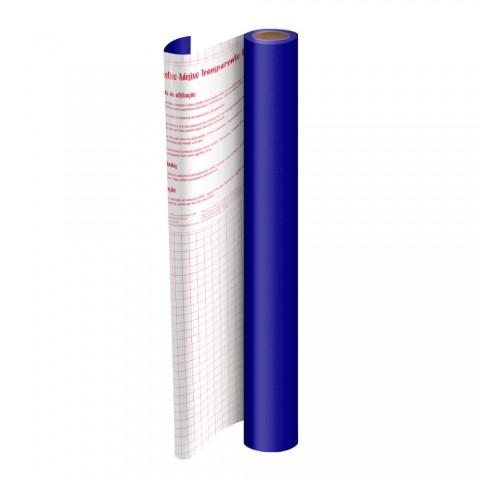 Adesivo Plástico Azul 45 cm x 10 mt - 1702AZ