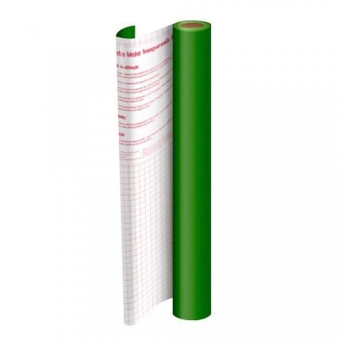 Adesivo Plástico Verde 45 cm x 10 mt - 1702VD
