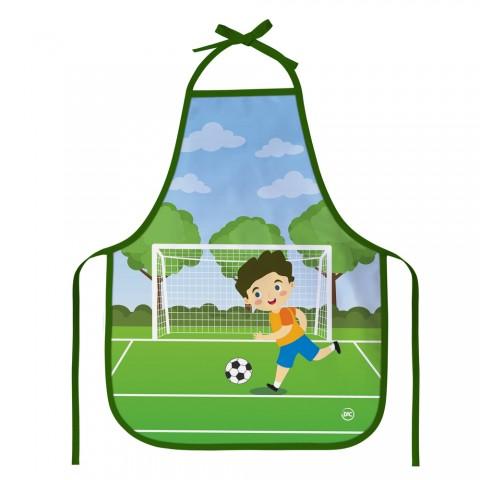 Avental Infantil Futebol