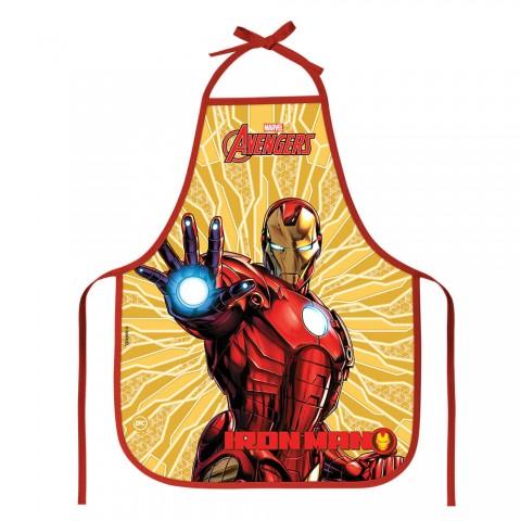 Avental Infantil Avengers Homem de Ferro - 2788