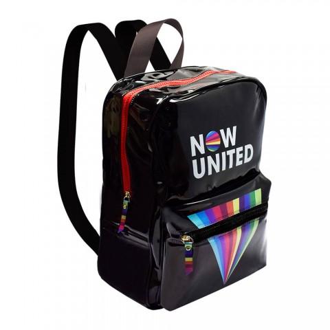 Mochila em Cristal Preta Now United - 3360