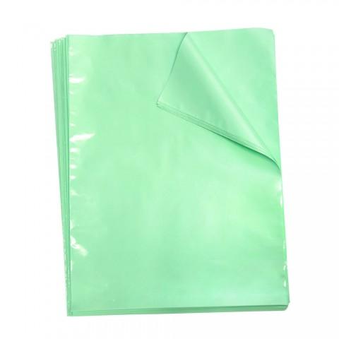 Embalagem Plástica 24 cm x 33 cm Verde DAC Breeze - 50 unidades - 5083-50