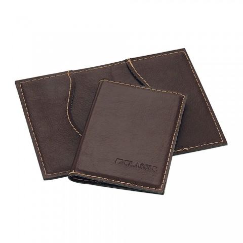 Porta Cartão de Bolso DAC Classic Marrom