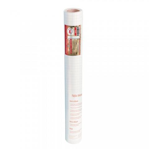 Adesivo Plástico Transparente PVC 45 cm x 2 mt