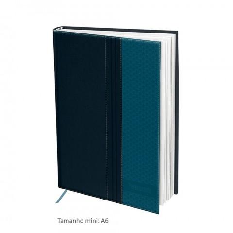 Agenda Mini DAC Permanente Azul - 3154