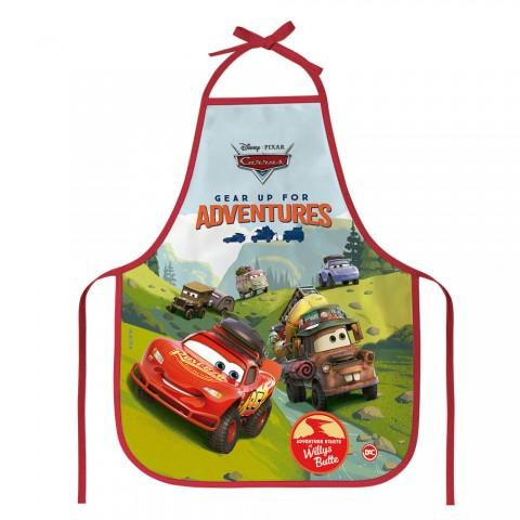 Avental Infantil Carros Disney - 3211