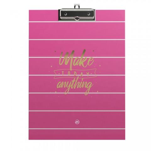 Calendário Planner Permanente na Prancheta DAC Pink - 3101PI