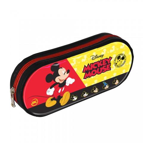 Estojo escolar DAC em PVC Cristal Mickey
