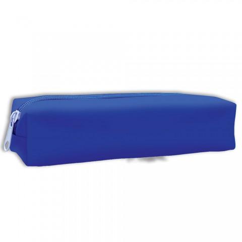 Estojo escolar DAC emborrachado Azul