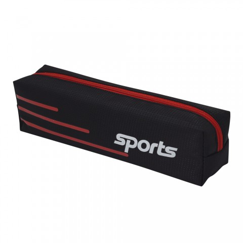 Estojo escolar DAC Sports Preto