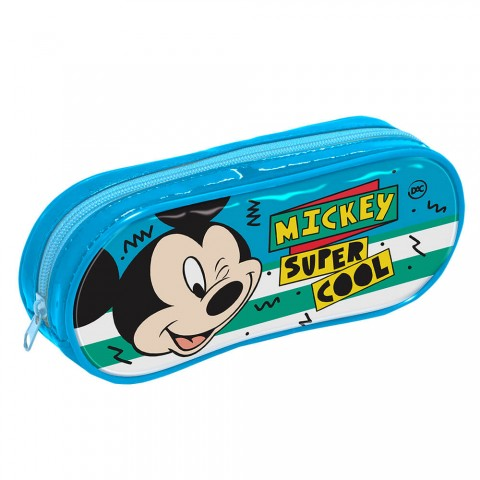 Estojo Escolar em PVC Mickey - 3166