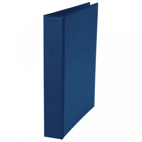 Fichário Arquivo Personalizável Ofício DAC 4 argolas Lombo 40 mm Azul