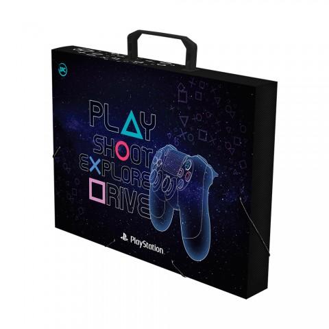 Maleta Ofício com Elástico PlayStation