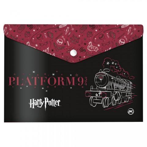 Malote A4 com Botão Harry Potter - 3236