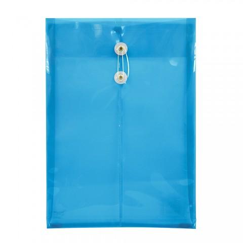 Malote Vai-Vem A4 Vertical Azul