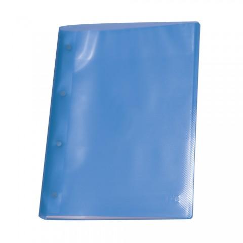 Pasta Catálogo A4 DAC Azul Line com 10 Envelopes Médios