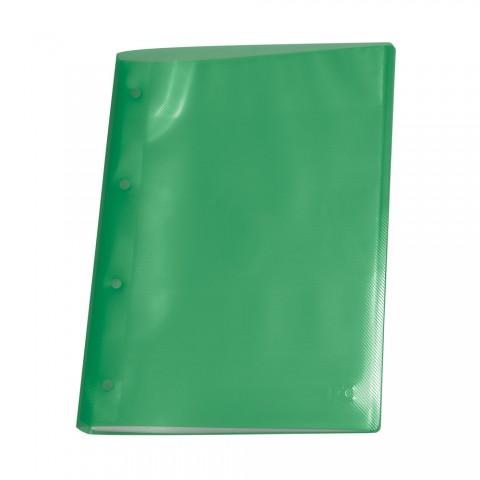 Pasta Catálogo A4 DAC Verde Line com 10 Envelopes Médios