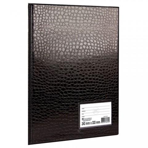 Pasta Catálogo Ofício DAC Croco com 50 Envelopes Médios