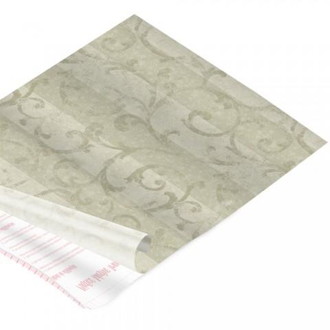 Rolo de Plástico Adesivo Arabesco DAC 45 cm x 2 mt - 171216