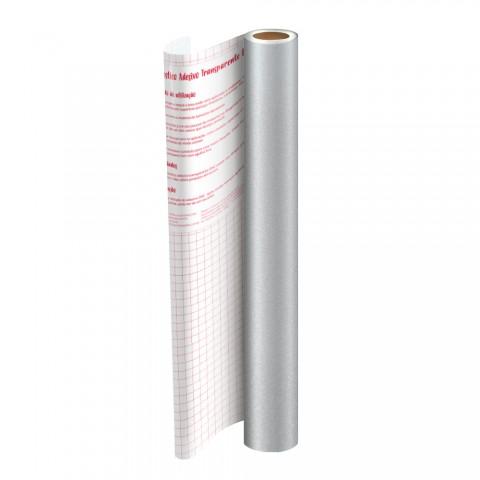 Rolo de Plástico Adesivo Jateado com Glitter DAC 45 cm x 2 mt - 1738TR