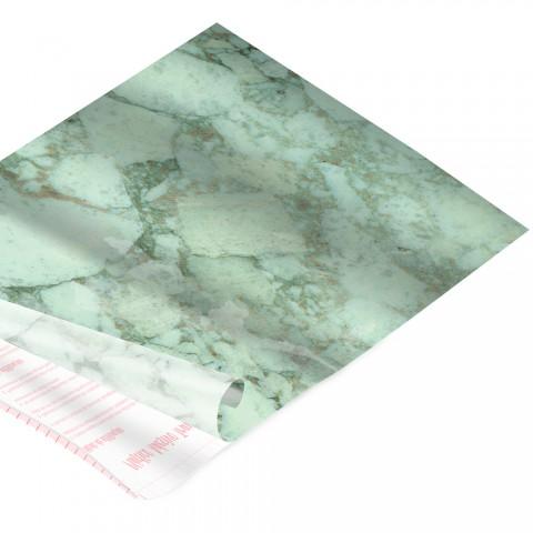 Rolo de Plástico Adesivo Mármore DAC 45 cm x 2 mt - 171203