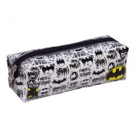 Estojo Escolar DAC em PVC Cristal Batman - 2985