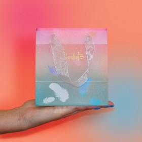 Sacola Plástica para Presente (Embalagem P 13 x 14 x 9 cm) DAC Sonhos - 3357