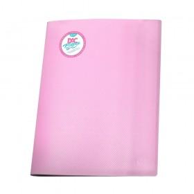 Pasta Catálogo A4 Rosa DAC Breeze com 10 Envelopes Médios - 808PP-RS