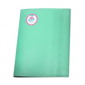 Pasta Catálogo A4 Verde DAC Breeze com 10 Envelopes Médios - 808PP-VD