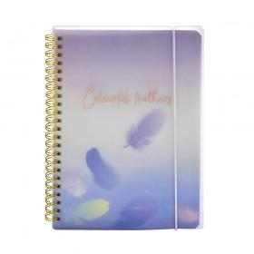 Caderno A5 DAC Sonhos com 80 folhas - 3353