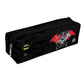 Estojo Escolar Batman em PVC Cristal - 3195