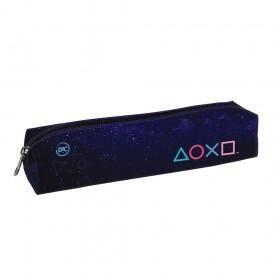 Estojo escolar DAC em tecido PlayStation