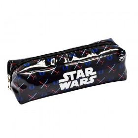 Estojo Escolar Star Wars em PVC Cristal - 3336