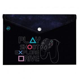 Malote A4 com Botão PlayStation