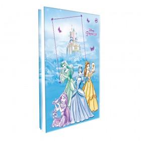 Pasta Catálogo Ofício Lombo Ajustável Princesa com 10 Envelopes Médios