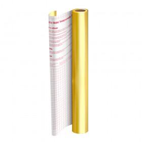 Rolo de Plástico Adesivo Dourado DAC 45 cm x 10 mt - 1751DO